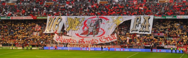 The Seville Derby