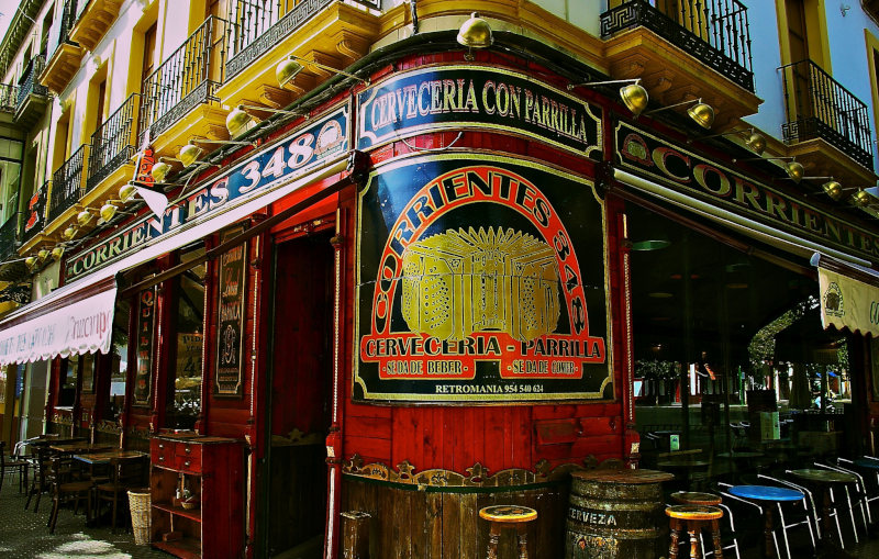 Sevilla nightlife guide